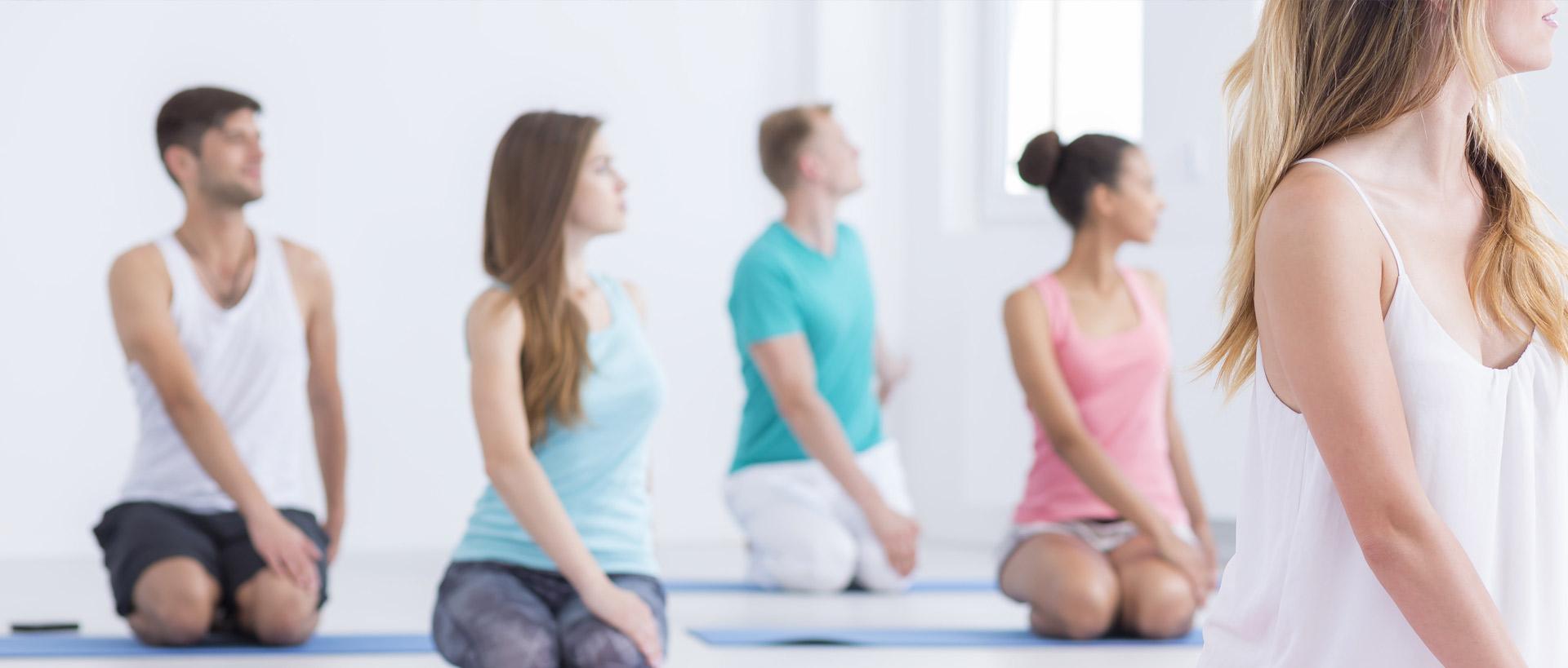 Yogatorsie, Yogacentrum Eemland