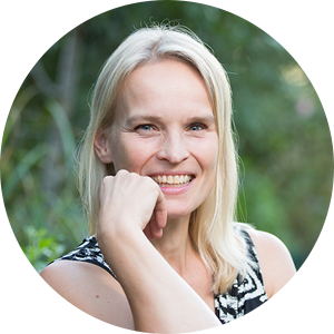 Ellen Geljon, yogadocent bij Yogacentrum Eemland