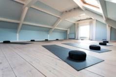 Yogazolder van Yogacentrum Eemland