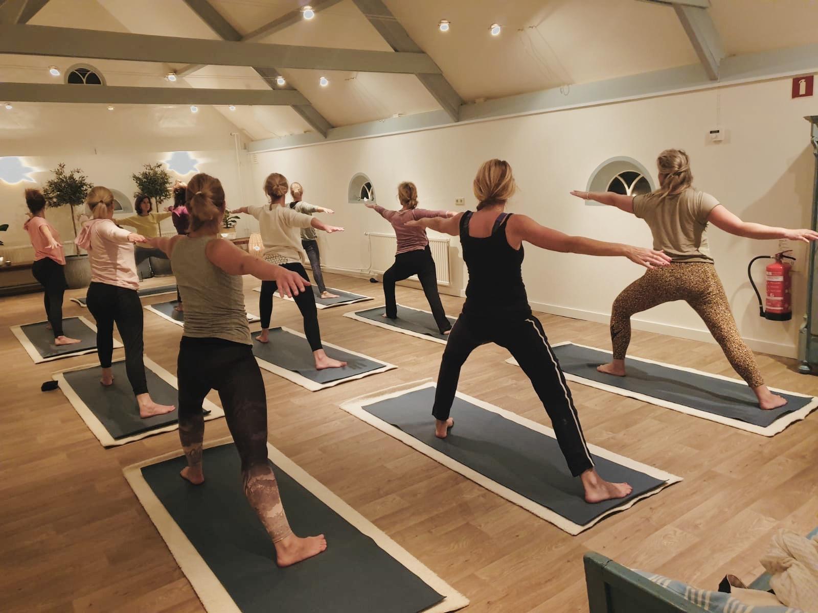 Nieuw: Fusion yoga